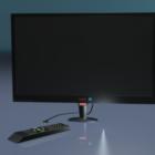 Led TV-fjärrkontroll
