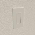 Vægplast lysafbryder