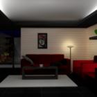 Warm Lighting Living Room V1