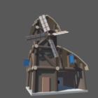 Vindmølle Game Building