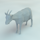 Lowpoly Goat