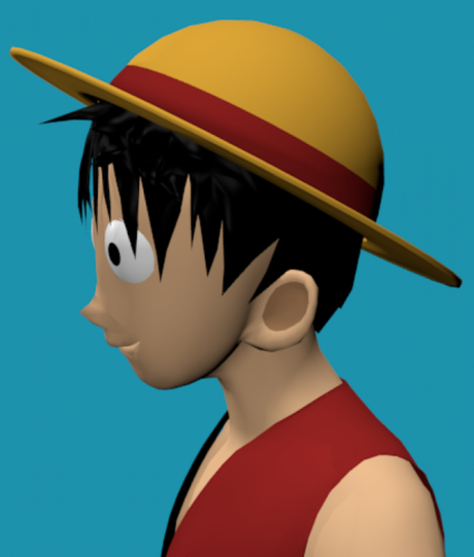 Personaje de Luffy