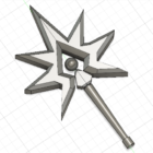 Arme d'anime Lux Prop
