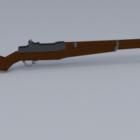 WW2 M1 Grand Rifle Gun