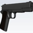 M1911 Handgun