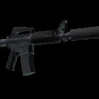 M4a1-s Waffe