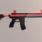 M4a4 Game Gun