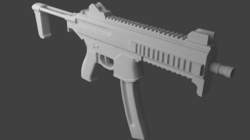 Mpx Sub-machine Gun