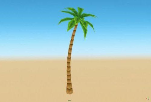 Sarjakuva Palm