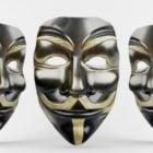Anonyme Maske