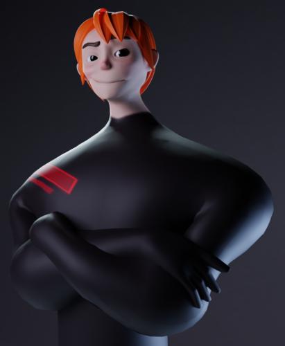 Max Personaje animado