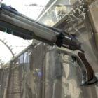 Revolverová zbraň Mccree