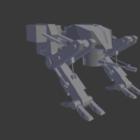 Mech Robot Warrior