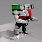 روبوت الميكانيكية