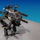 Fantasy Mech Robot