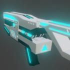 Mega sci-fi zbraň