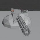 Arméns minigunvapen