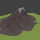 Mountain Lowpoly Landscape