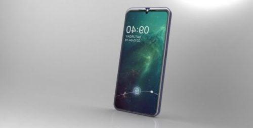 Nokia 7.2 -puhelin