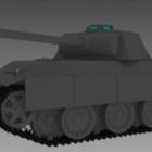 German Tank Panzer V Panther