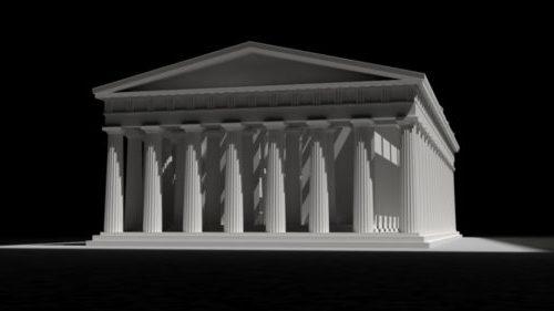 Parthenon-rakennus