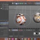 Partner Bb8 Robot
