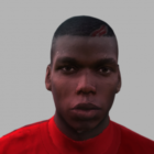Paul Pogba Head