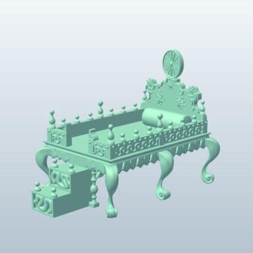 Peacock Throne Furniture
