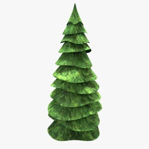 Pine Tree Christmas Decor