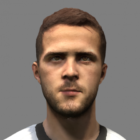 Footballer Pjanic Head