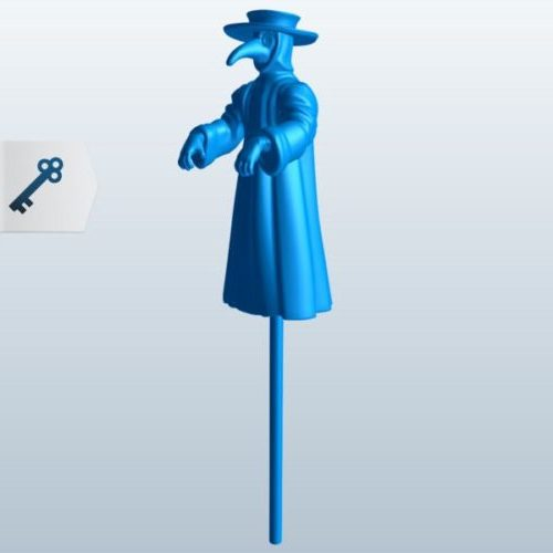 Plague Doctor Character