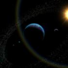 Planète comme les astéroïdes de la Terre