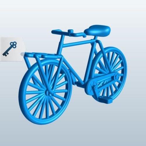 Porteur Vintage Bicycle