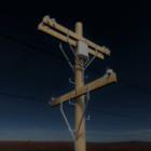 Elektrische stroompaal