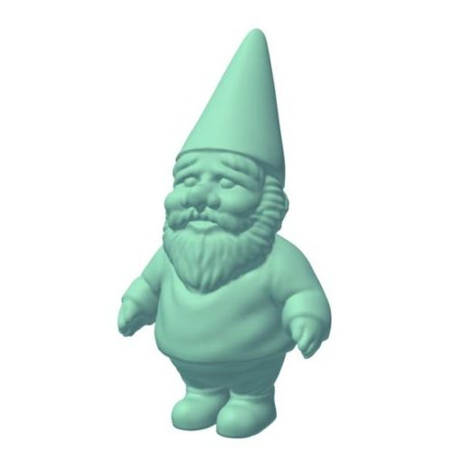 Pudgy Gnome Character