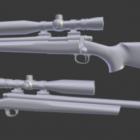 R-700 Taktisk pistol