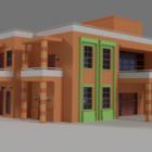 Struttura edilizia residenziale