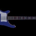 Blue Guitar Bass