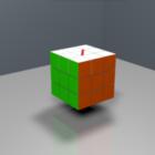 Rubik Cube Finish