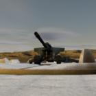 Giacint-b Howitzer Weapon