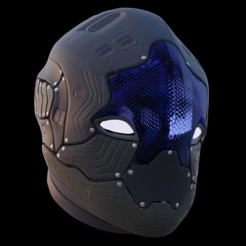 Sci Fi Warrior Helmet Free 3d Model Blend Open3dmodel 476872 Creating characters, monsters and creatures have been always. sci fi warrior helmet free 3d model