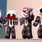 Minecraft Character Collection