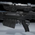 Gun Sniper Rifle Ksr