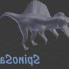 Dinosaure Spinosaurus Animal