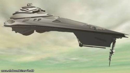 Star Wars Soveregn Spacecraft