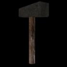 Prehistorie Stone Hammer
