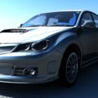 Subaru Sti bil