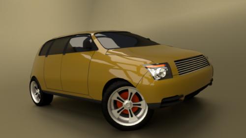 Coche Lexus Tvcm