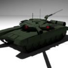 Tanque pesado ruso T90