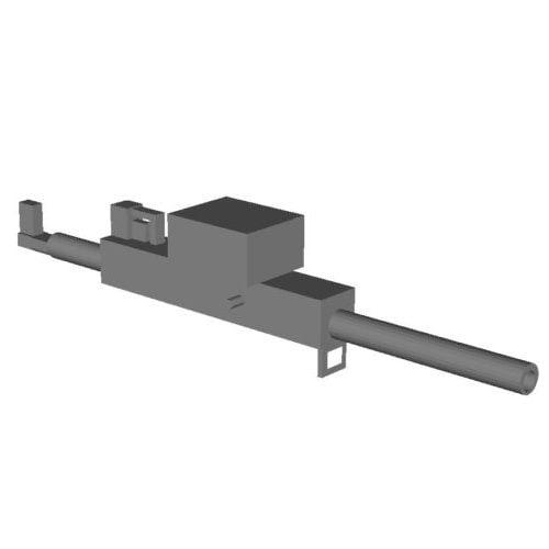 Lowpoly Gun Design